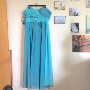 Alfred Angelo Grecian style gown, Sz. 20W